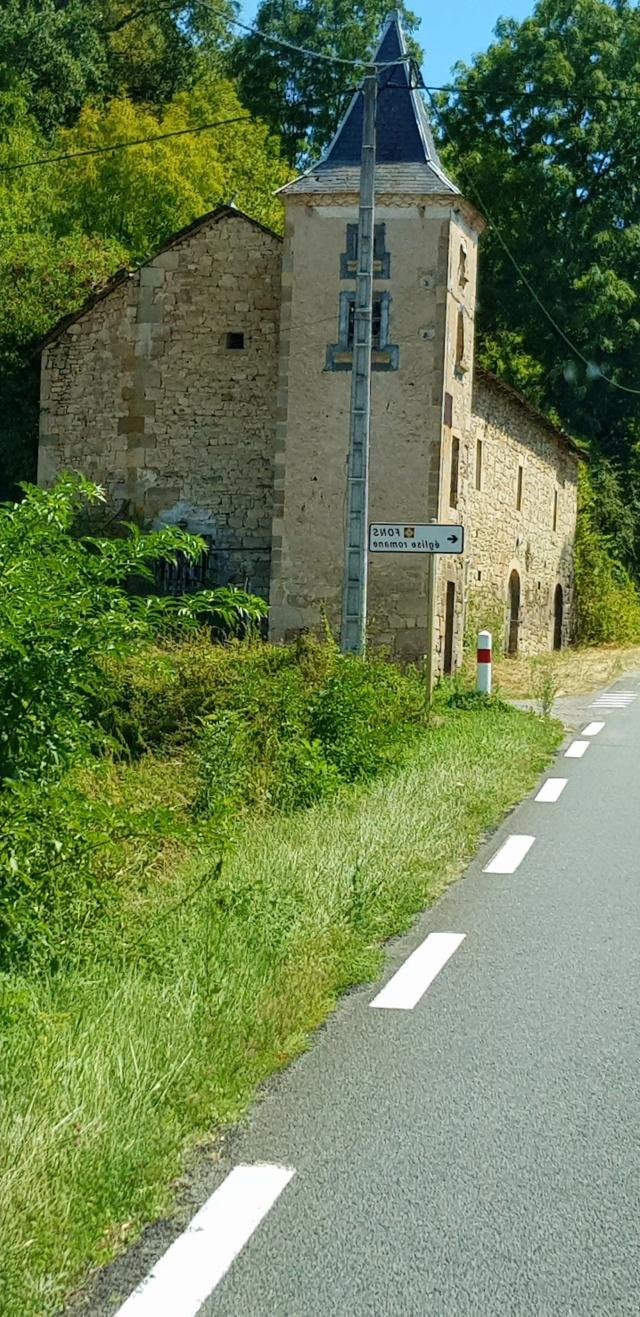 [Autres voyages/France] Lot, Dordogne, Charente  20180822