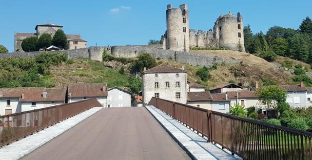 [Autres voyages/France] Lot, Dordogne, Charente  20180831