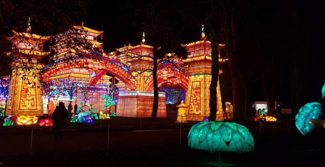 [Autres voyages/France] Escapade au festival des lanternes  20181215