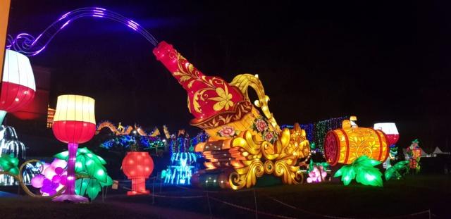 [Autres voyages/France] Escapade au festival des lanternes  20181233