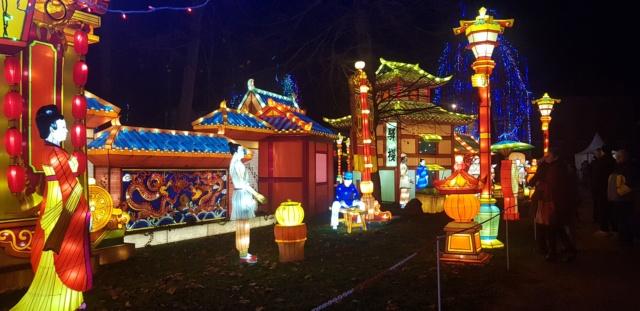 [Autres voyages/France] Escapade au festival des lanternes  20181244