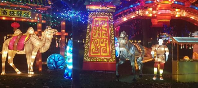 [Autres voyages/France] Escapade au festival des lanternes  20181248