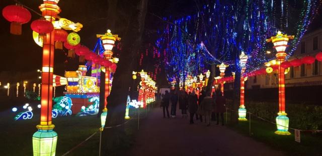 [Autres voyages/France] Escapade au festival des lanternes  20181255