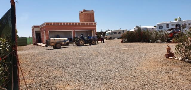 [Maroc Camp/Dernières nouvelles]  Confinement camping Takat  20200314