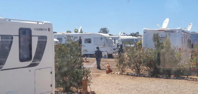 [Maroc Camp/Dernières nouvelles]  Confinement camping Takat  20200315