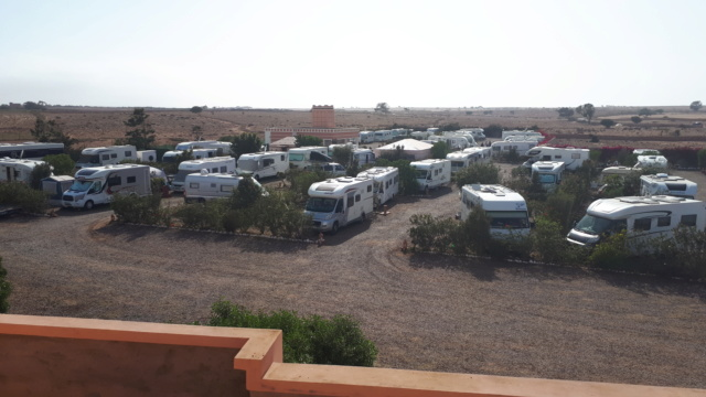 le confinement dans les campings au Maroc avril 2020 20200317