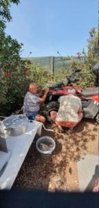 [Maroc Camp/Dernières nouvelles]  Confinement camping Takat  20200413