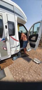 [Maroc Camp/Dernières nouvelles]  Confinement camping Takat  20200414