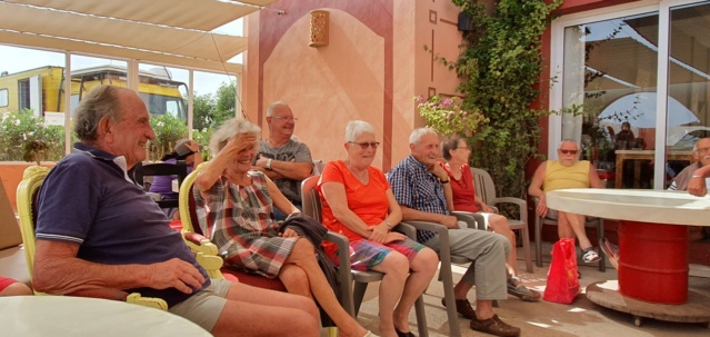 [Maroc Camp/Dernières nouvelles]  Confinement camping Takat  20200425