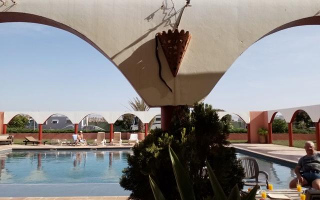 le confinement dans les campings au Maroc avril 2020 20200431