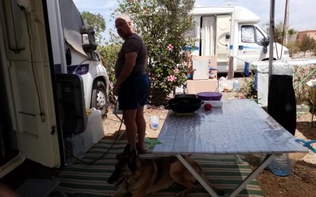 le confinement dans les campings au Maroc avril 2020 20200436