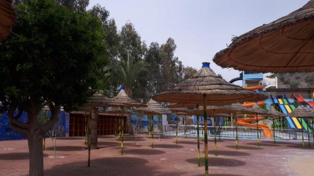 [] Notre confinement , beaucoup plus agréable , à Atlantica parc  20200519
