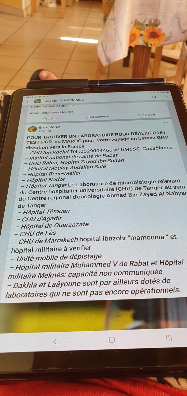 [Maroc/Le Bateau] Tanger Sete - Page 10 20200716