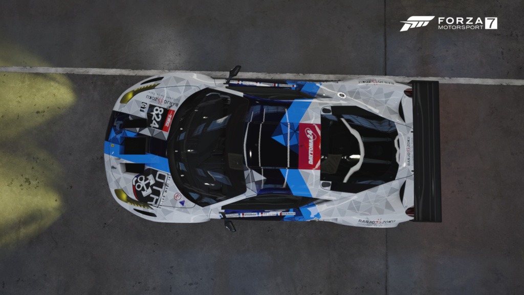 TEC R1 24 Hours of Daytona - Livery Inspection - Page 2 D55f1310