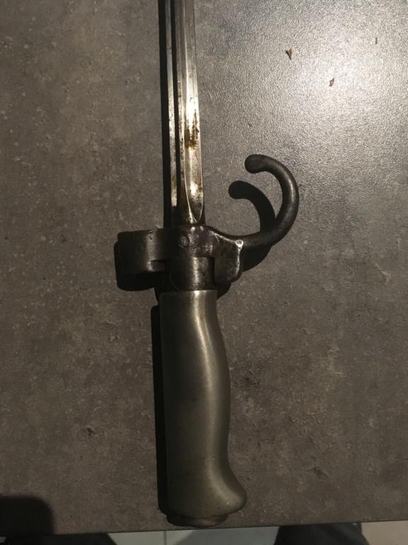 Avis sur baionnette 1886  1886210
