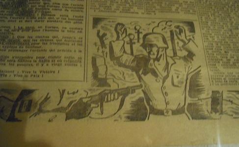 Mai-septembre 1945 : les journaux de la fin de la Seconde Guerre mondiale Dscn7739