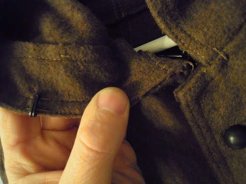 Manteau à capuchon modèle 35 Dscn8140