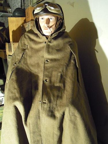 Manteau à capuchon modèle 35 Dscn8143