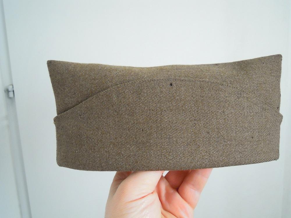 Bonnet de police reglo modèle 18 en drap peigné VENDU A CLOTURER Dscn9742
