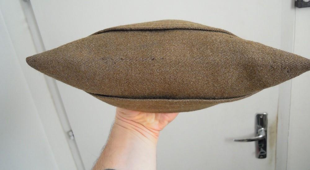 Bonnet de police reglo modèle 18 en drap peigné VENDU A CLOTURER Dscn9746