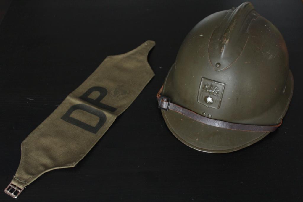 Le casque Modèle 26 de la Défense Passive - Page 2 Lot_dp10