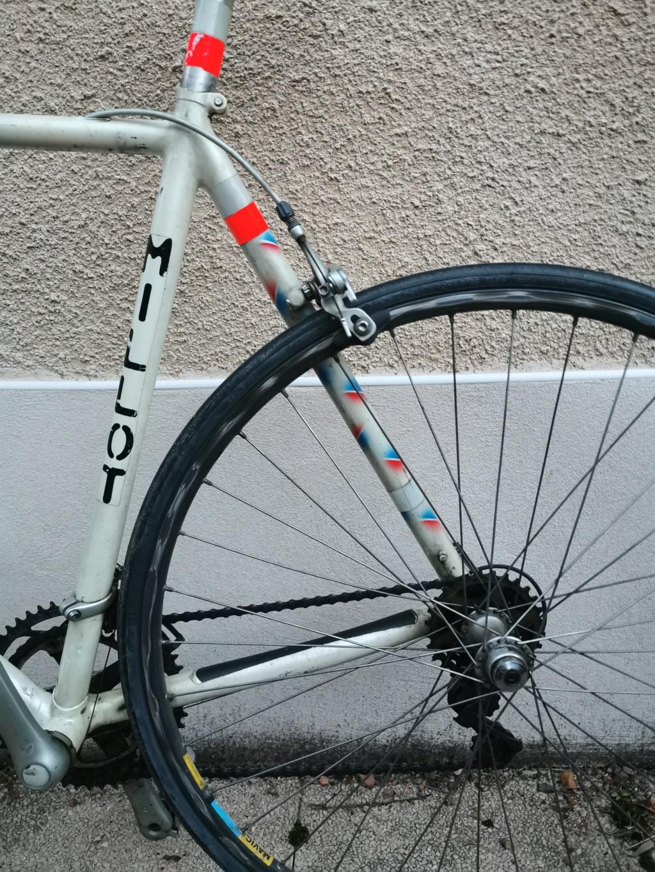 vélo course Paryzak monobras arrière Img_2153