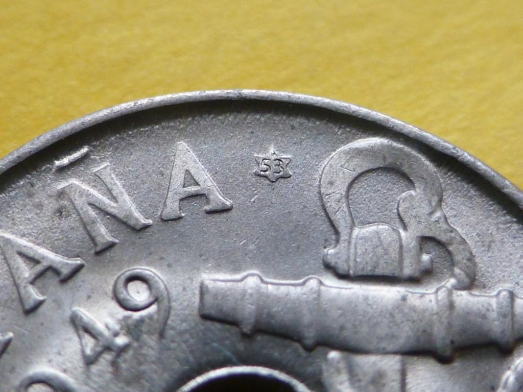 50 céntimos 1949 *53 troquelada P1100412