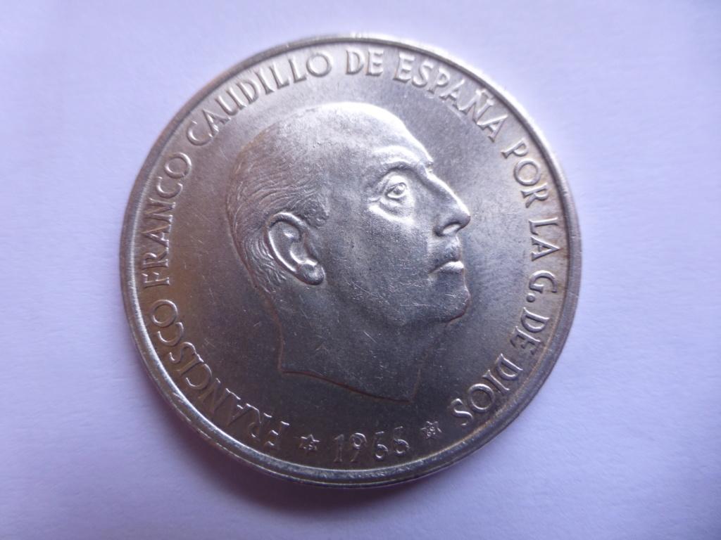 100 pesetas 1966 *69 - palo curvo P1130612