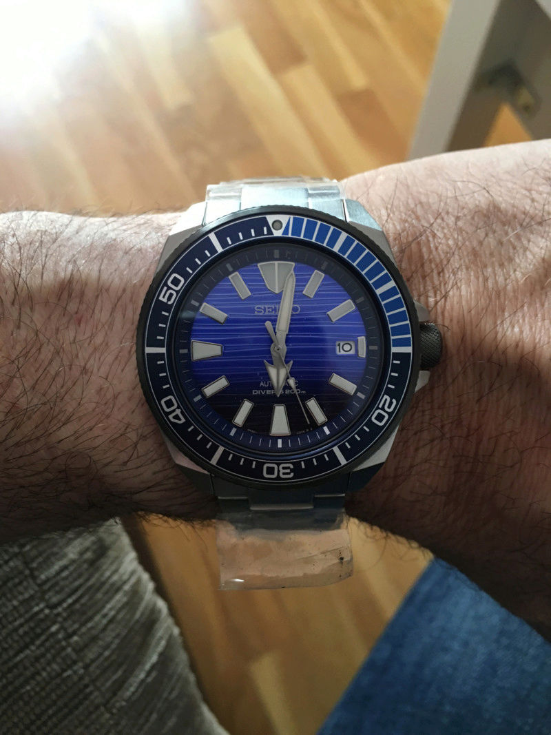 CONJUNTA SEIKO SAVE THE OCEAN 15288010