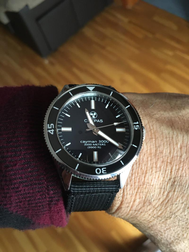 ¿Que reloj llevamos hoy? - Página 17 15706910