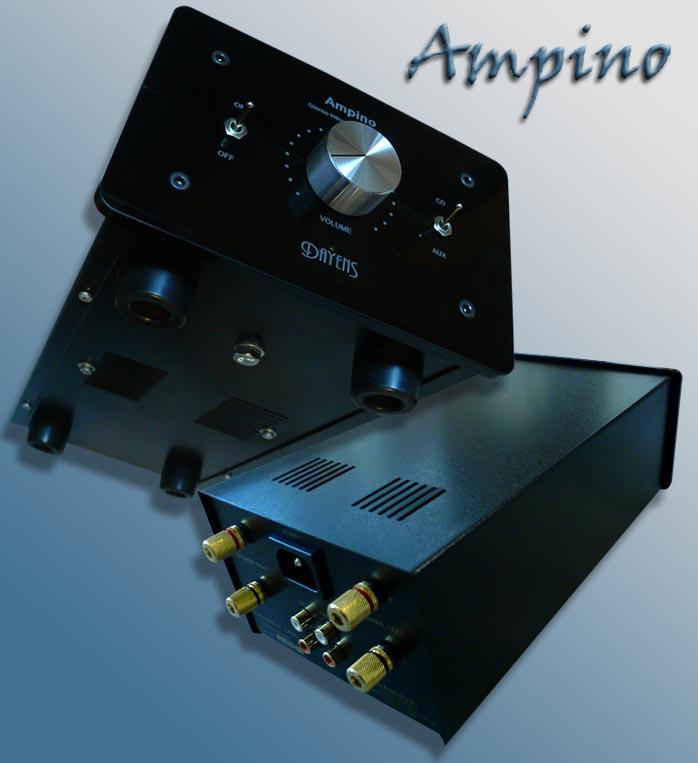 Amplificadores da Dayens Hero10