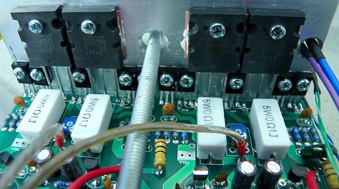 Amplificadores da Dayens Open310