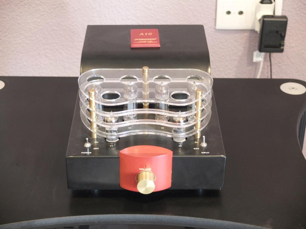 Amplificador a válvulas Puresound A 10 170_pu21