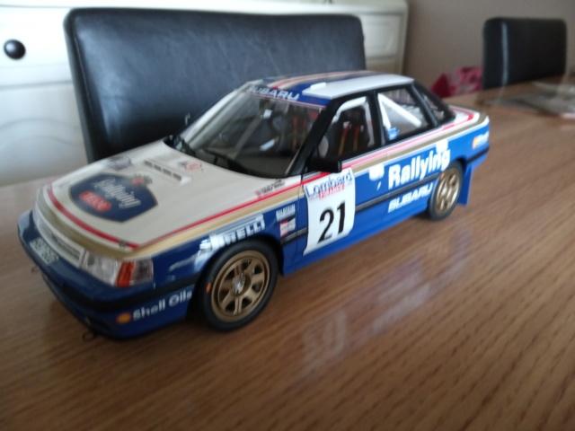 1:18 Subaru Legacy RS, McKinstry, ULster 94 Mck_le10
