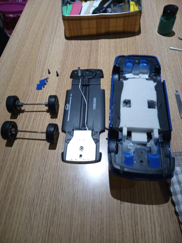 1:18 Subaru Legacy RS, McKinstry, ULster 94 Mck_le11
