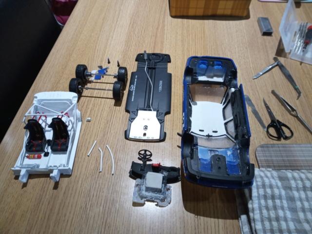 1:18 Subaru Legacy RS, McKinstry, ULster 94 Mck_le12