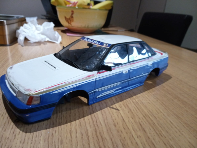 1:18 Subaru Legacy RS, McKinstry, ULster 94 Mck_le14