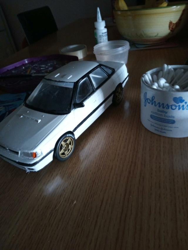 1:18 Subaru Legacy RS, McKinstry, ULster 94 Mck_le18