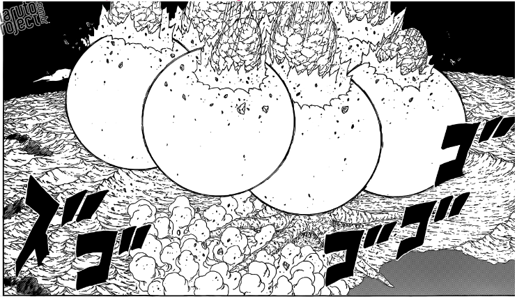 Sasuke e Madara vs Naruto e Hashirama - Página 4 Meteor10