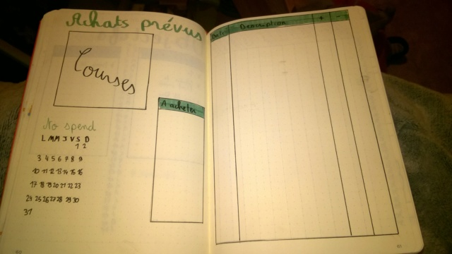 Je bujo, tu bujos, nous bujons. Le fil du bullet journal - Page 12 Wp_20127