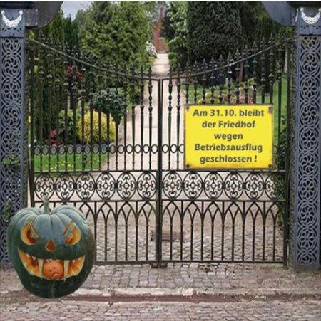 Lustiges zu Halloween Unbena10