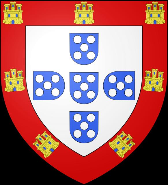 Royaume de Portugal Armoir14