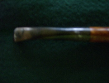 Working on the Savinelli stem Pipe_s12