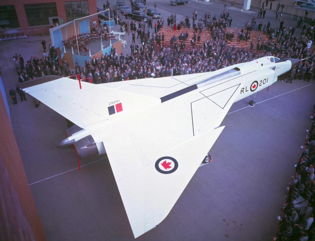 Le jet record qui hante encore un pays Avro_a13