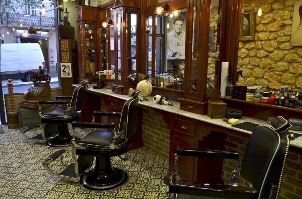 Schorem barber shop - a Rotterdam Imagef16