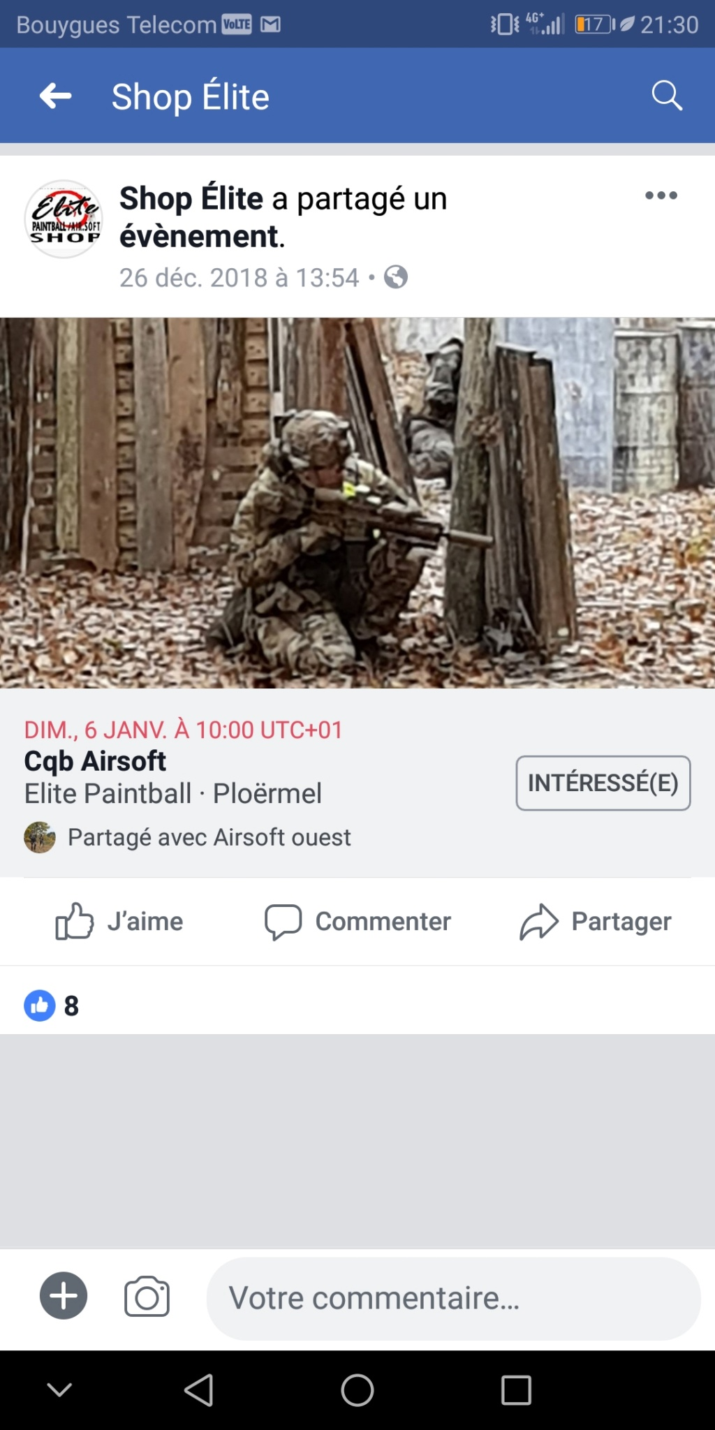 Partie du 6 janvier 2019   CQB ELITE SHOT  Screen16