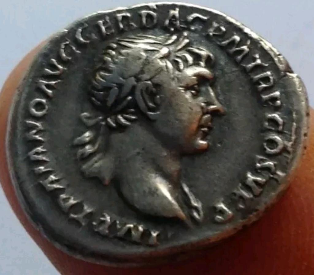 Denier Trajan  20181151