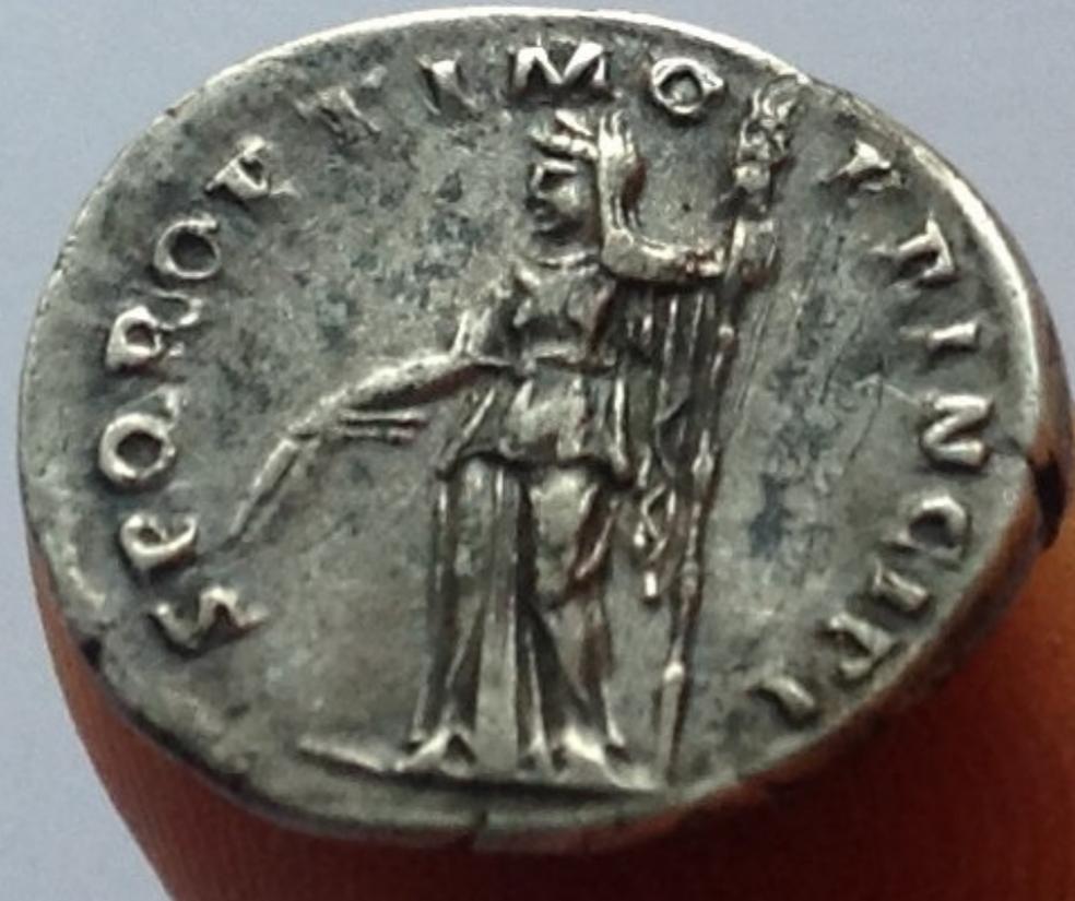 Denier Trajan  20181152