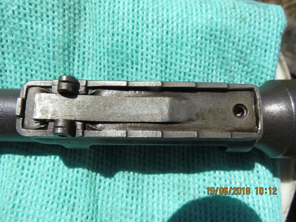 Hausse du Fusil Mle 1874 M.80 M.14 Dessus10