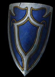 Azrael Zestaria | Warrior of Light (WIP) Shield10